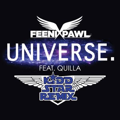 Feenixpawl feat. Quilla - Universe (Kidd Star Remix)