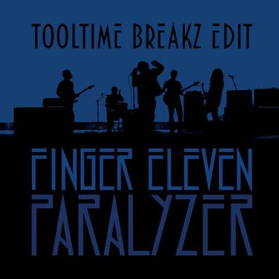 Finger Eleven - Paralyzer (Tooltime Breakz Edit)