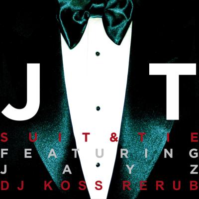 Justin Timberlake feat. Jay-Z - Suit & Tie (DJ Koss ReRub)
