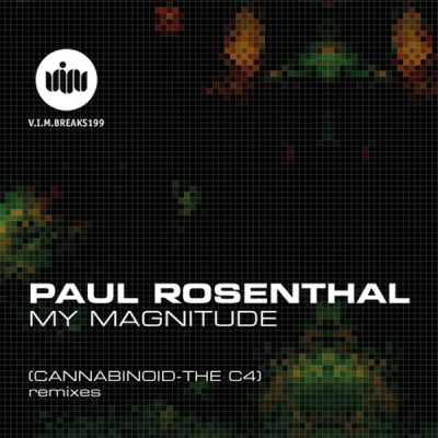 Paul Rosenthal - My Magnitude (inc. Thec4 Remix)