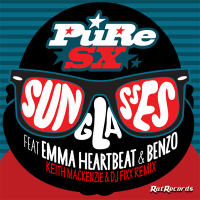 PuRe SX - Sunglasses (Keith MacKenzie & DJ Fixx Remix)