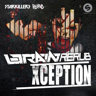 Starkillers & BL3ND - Xception (L-Train ReRub)