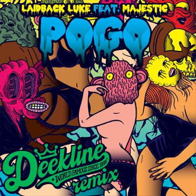 Laidback Luke feat. Majestic - Pogo (Deekline Remix)