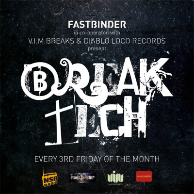 Fastbinder with V.I.M.Breaks & Diablo Loco - BreakTech + Guest Mix Optobot [NSB Radio] (28-03-2014)