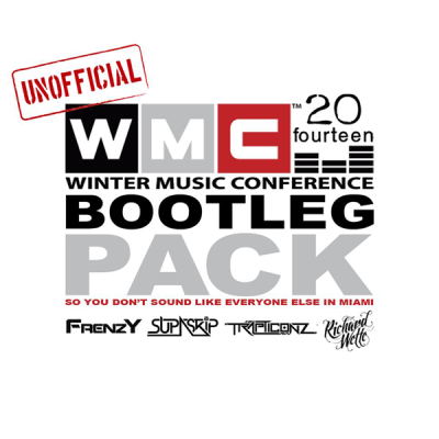 Frenzy, Supa Skip, Trapticonz & Richard Wette - WMC Bootleg Pack