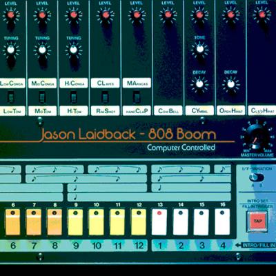 Jason Laidback - 808 Boom