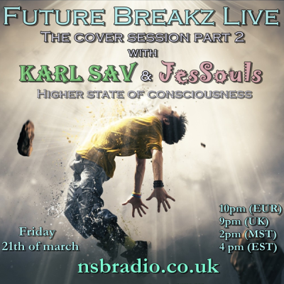 JesSouls - Flashback Future Breakz Live [NSB Radio] (21-03-2014)