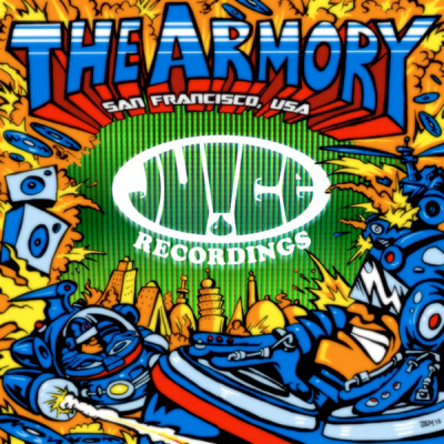 The Armory Podcast 029 - Wes Smith & The Juice Squad