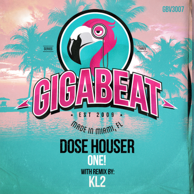 Dose Houser - One! (inc. KL2 Remix)