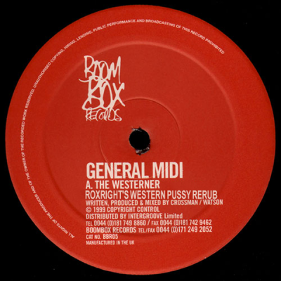 General Midi - The Westerner (Roxright's Western Pussy Rerub)
