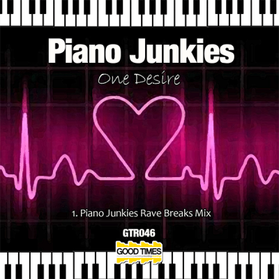 Piano Junkies - One Desire