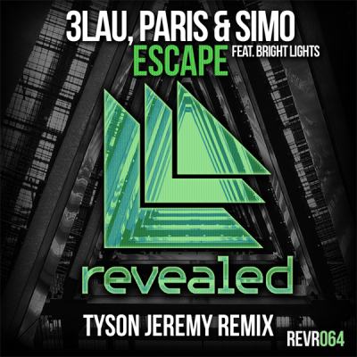 3LAU, Paris & Simo feat. Bright Lights - Escape (Tyson Jeremy Remix)