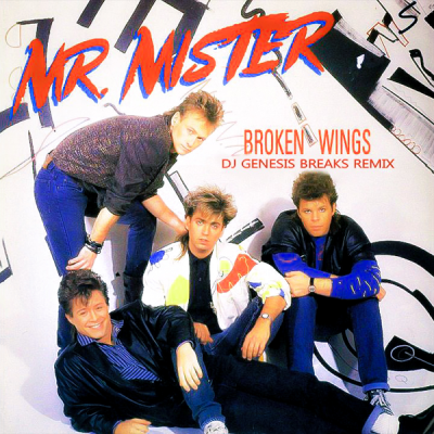 Mr. Mister - Broken Wings (DJ Genesis Breaks Remix)