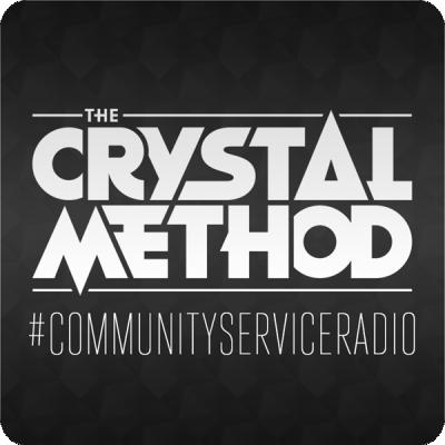 crystal method community service tracklist
