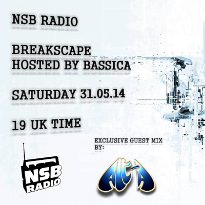Bassica - Breakscape + Exclusive Guest Mix Alt-A