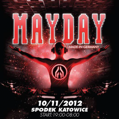 Cherry aka BreakNtune - Mayday 2012 Made in Germany (Poland)