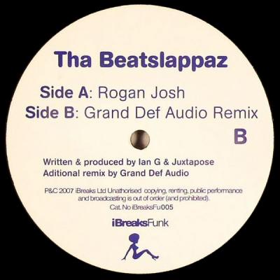 Tha Beatslappaz - Rogan Josh