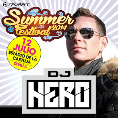 DJ Hero - Live at Summer Festival 2014
