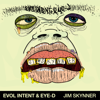 Evol Intent & Eye-D - Jim Skynner