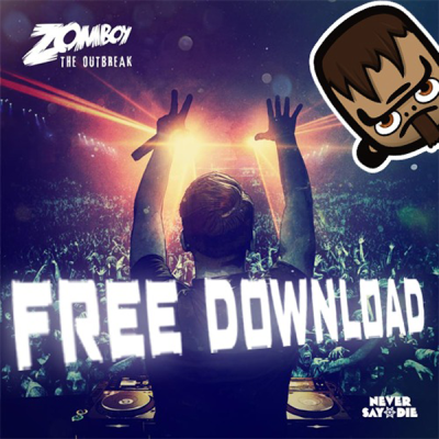 Zomboy feat. Armanni Reign - The Outbreak (Shade K Refix)