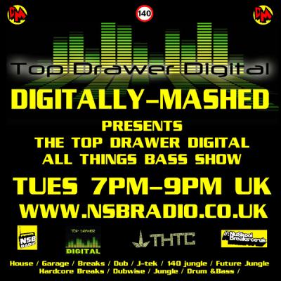 Digitally Mashed Top Drawer Digital - Show Live