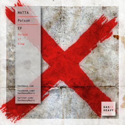 DHM002 Matta - Poison EP