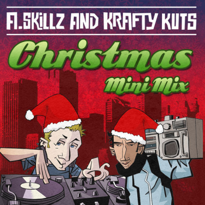 A.Skillz and Krafty Kuts - Christmas Mini Mix