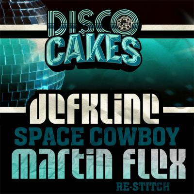Defkline - Space Cowboy (Martin Flex Re-Stitch)
