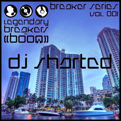 DJ Sharted - LBOB Breaker Series Vol. 001