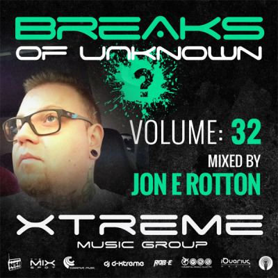 Jon E Rotton - Breaks Of Unknown Vol. 32