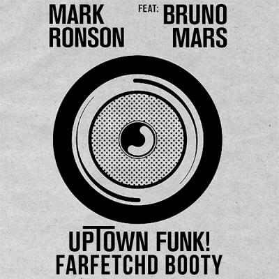 Mark Ronson feat. Bruno Mars - Uptown Funk (FarfetchD Booty)