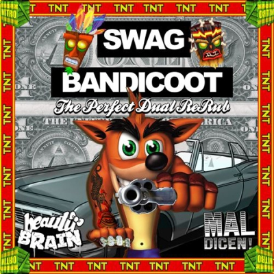 Beauty Brain - Swang Bandicoot (The Perfect Dual ReRub)