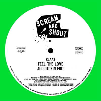 Klaas - Feel The Love (Audiotoxin Edit)