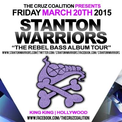 DJ Loomer - Stanton Warriors Rebel Bass Tour