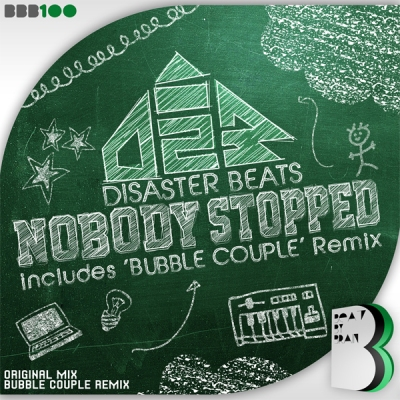 Disaster Beats - Nobody Stopped