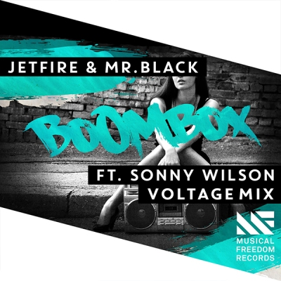 JETFIRE & Mr.Black feat. Sonny Wilson - Boombox (Voltage Mix)