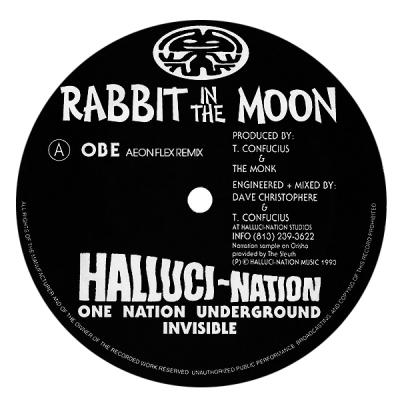 Rabbit In The Moon - O.B.E. (Aeon Flex Remix)