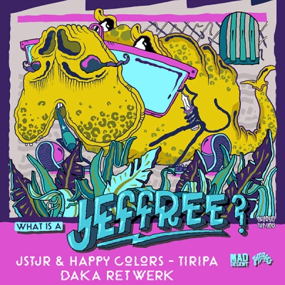 JSTJR & Happy Colors - Tiripa (DaKa ReTwerk)