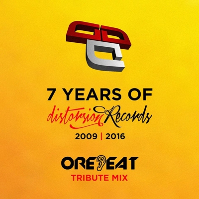 Orebeat - 7 Years of Distorsion Records Tribute Mix