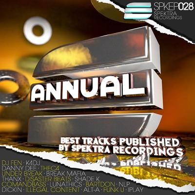 Spektra Recordings - ANUAL 2015