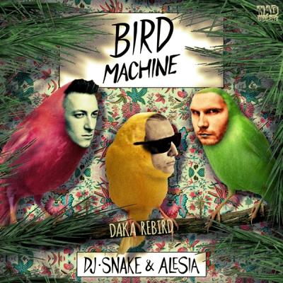 DJ Snake & Alesia - Bird Machine (DaKa ReBird)