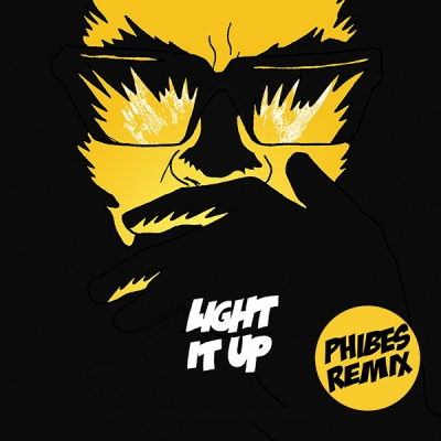 Major Lazer - Light It Up (Phibes Remix)