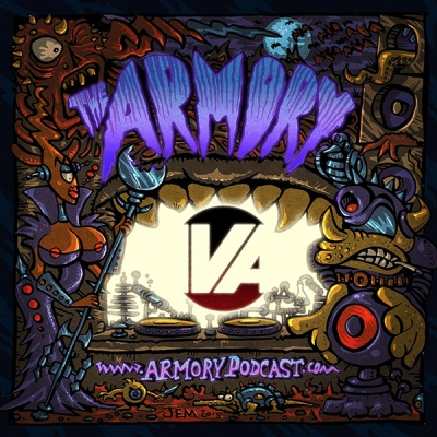 The Armory Podcast 127 - Iva