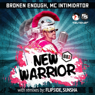 Broken Enough, MC Intimidator - New Warrior