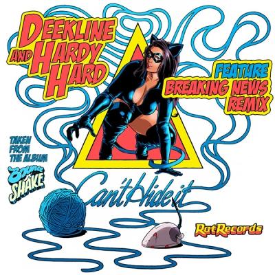 Deekline and Hardy Hard - Can't Hide It (Breaking News Remix)