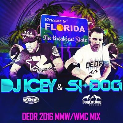 DJ Icey & Si-Dog - DEDR 2016 MMW WMC Mix
