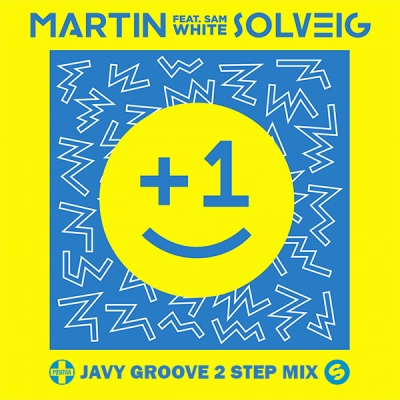 Martin Solveig feat. Sam White - +1 (Javy Groove 2 Step Mix)