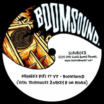 Mungo's Hi Fi feat. YT - BoomSound (Vital Techniques & Mikey B 140 Remix)