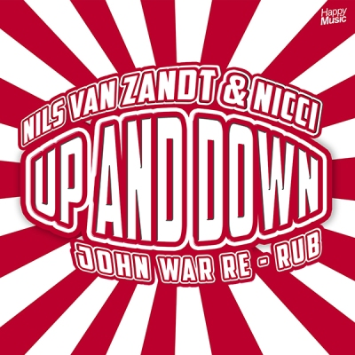 Nils Van Zandt & Nicci - Up And Down (John War Re-Rub)