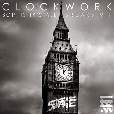 SWAGE - Clockwork (Sophistik's All Breaks VIP)